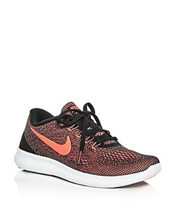Nike | Womens Free Run Natural Lace Up Sneakers