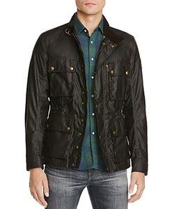 Belstaff | Trialmaster Waxed Cotton Field Jacket