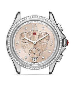 MICHELE | Belmore Diamond Chronograph Watch Head 37mm