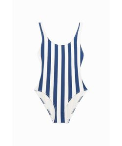 SOLID & STRIPED | Solid And Striped Womens Anne-Marie Striped Swimsuit Boutique1