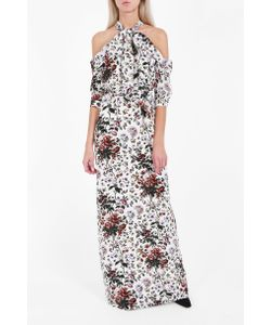 Erdem | Womens Annaliese Cold-Shoulder Gown Boutique1
