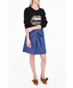 Markus Lupfer | Womens Lara Sequin Embellished Jumper Boutique1