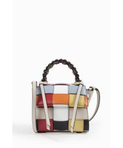 Elena Ghisellini | Womens Mini Angel Crossed Top Handle Bag Boutique1