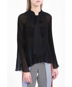 Derek Lam 10 Crosby | Womens Pleated Blouse Boutique1