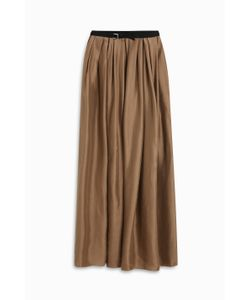 Martin Grant | Womens Long Pleated Skirt Boutique1