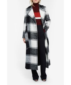 Martin Grant | Womens Checked Trench Coat Boutique1