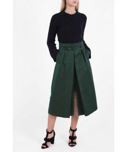 Martin Grant | Womens High-Waist Belted Skirt Boutique1