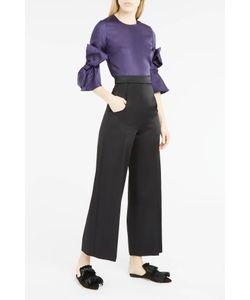 Roksanda | Womens Kem Oversized Bow Top Boutique1