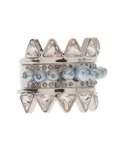 Ca & Lou | Black Diamond Crystal Ring