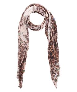 Lily And Lionel   Snake Print Modal Scarf