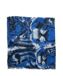 Lily And Lionel   Shah Tiger Face Scarf