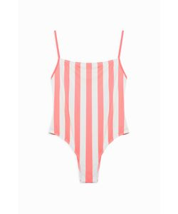 SOLID & STRIPED | Solid And Striped Womens Chelsea Striped Swimsuit Boutique1