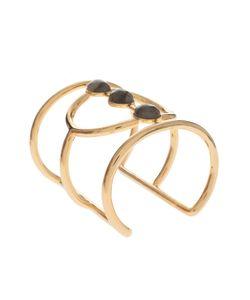 Lizzie Fortunato Jewels   Josephine Brass Wire Cuff
