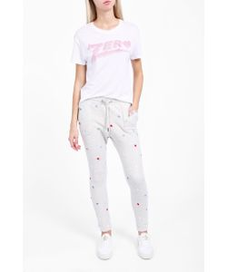 Zoe Karssen | Womens Heart Jogging Trousers Boutique1