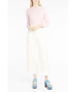 Bella Freud   Womens Close To My Heart Cashmere Jumper Boutique1