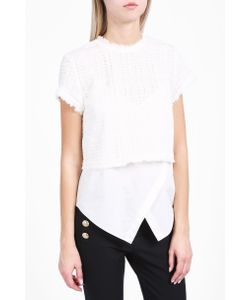 Derek Lam 10 Crosby | Womens Two In One Top Boutique1