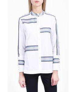 Derek Lam 10 Crosby | Womens Bell Sleeve Shirt Boutique1