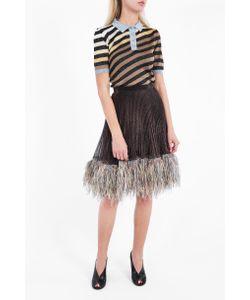 Marco de Vincenzo | Womens Feather Skirt Boutique1