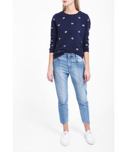 Zoe Karssen | Womens Cartoon Eyes Jumper Boutique1