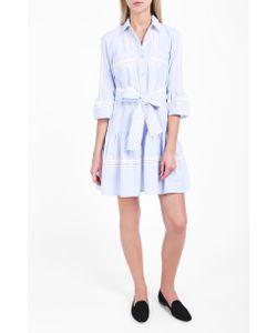 Derek Lam 10 Crosby | Womens Ruffled Shirt Dress Boutique1