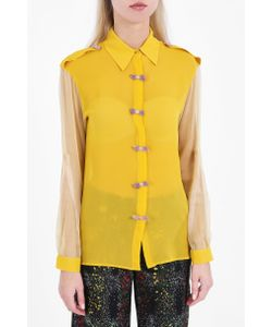 Marco de Vincenzo | Womens Bow Embellished Shirt Boutique1