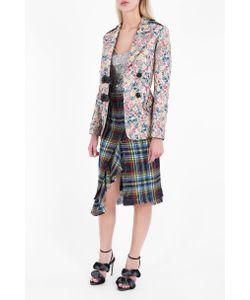 Marco de Vincenzo | Womens Brocade Jacket Boutique1