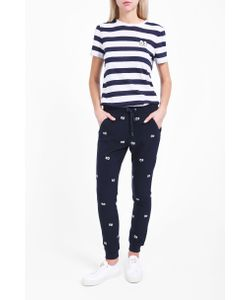 Zoe Karssen | Womens Cartoon Eyes Jogging Trousers Boutique1