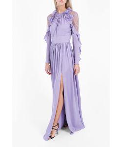 Elie Saab | Womens Lace Shoulder Gown Boutique1