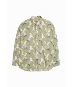 Missoni | Mens Bird Print Ls Polo Boutique1