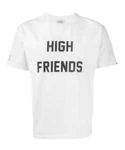 Neighborhood   X Fuct Ssdd Text T-Shirt