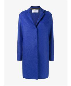 Harris Wharf | Single Breasted Wool Coat