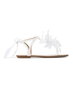 Aquazzura   Flat Sandals