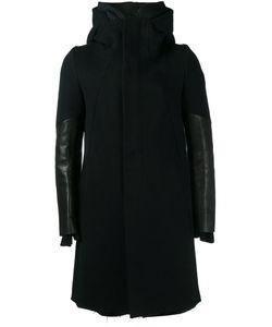 The Viridi-Anne | Hooded Coat