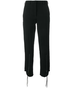 Y / Project   Zip Detail Trousers