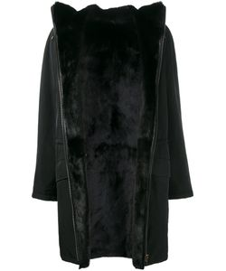 Army Yves Salomon | Mink And Lamb Fur Lined Coat