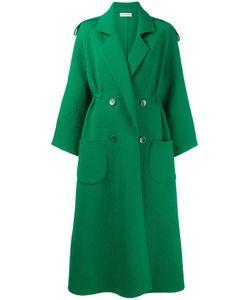 Vika Gazinskaya | Long Double Breasted Coat