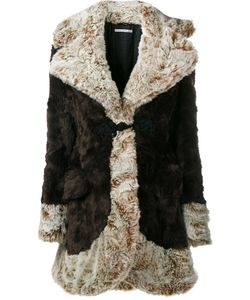 Alessandra Rich | Faux Fur Coat