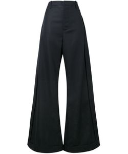 Jacquemus   High Waisted Wide-Leg Trousers