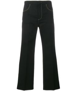 No21 | Contrast Stitch Trousers