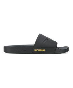 Adidas By Raf Simons | Logo Printed Adilette Slides