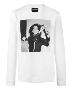 Raf Simons | Patti Smith Printed Sweatshirt