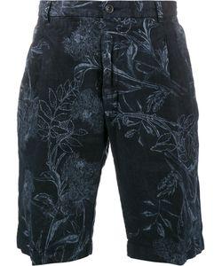 Etro | Printed Bermuda Shorts