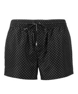 Dolce & Gabbana | Polka Dot Swim Shorts