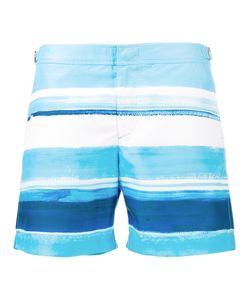 Orlebar Brown | Bulldog Mcgovern Striped Swim Shorts