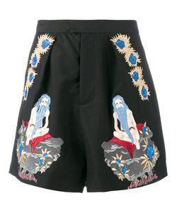 Edward Crutchley | Embroide Shorts