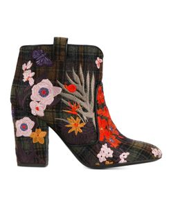 Laurence Dacade   Pete Embroide Ankle Boots
