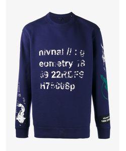 Lanvin | Semantic Print Sweatshirt