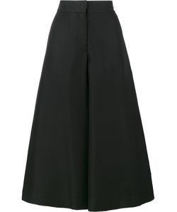 Valentino | Cropped Wide-Leg Trousers