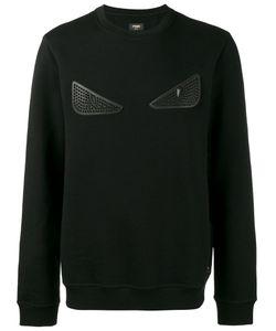 Fendi | Eye Embellished Sweatshirt