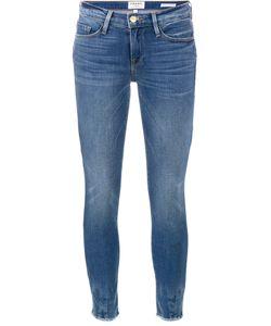 Frame Denim | Le Skinny De Jeanne Cropped Jeans